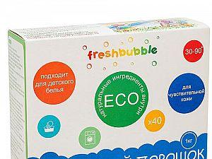 Порошок для стирки Freshbubble Универсальный