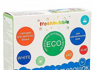 Порошок для стирки Freshbubble Отбеливающий