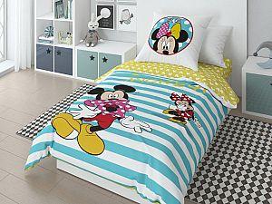 Постельное белье Minnie and Mickey 2 Нордтекс