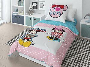 Постельное белье Minnie and Mickey 1 Нордтекс
