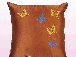 Декоративная подушка Primavelle Бабочки