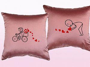 Декоративная подушка Primavelle Пара