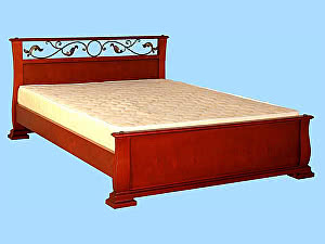 Купить кровать Альянс XXI век Шармель 2