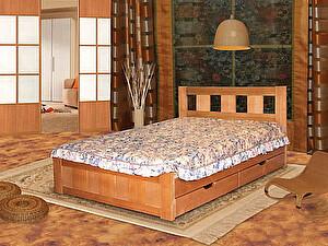 Купить кровать Альянс XXI век Галлея 2 с ящиками