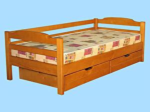 Купить кровать Альянс XXI век Лицей Плюс с ящиками 70х190