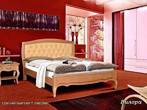 Купить кровать Альянс XXI век Вилора кожа