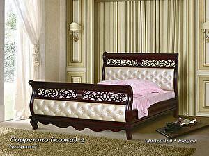 Купить кровать Фокин Сорренто 2 кожа