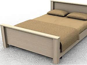 Кровать ГРОС Линда КЛ-1 (90)