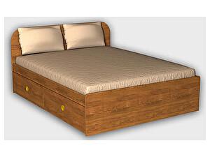 Кровать ГРОС с 2 ящиками, СМ-1 (80)