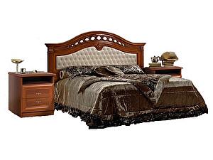 Купить кровать Ярцево Европа - 7 с мягкой спинкой (160)
