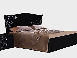 Купить кровать Ярцево Европа-9, арт. 092/62  черный (160)
