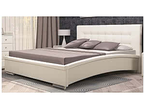 Кровать Арника Луиза 03ПМ (140х200) с подъемным механизмом
