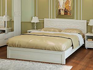 Кровать Арника Ирис, мод. 01  (160)