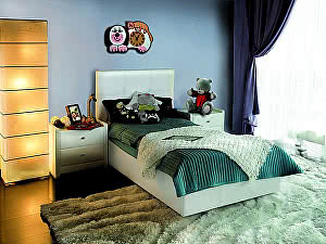 Купить кровать Аскона Leo c подъемным механизмом