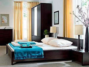 Купить кровать BRW Каспиан LOZ160