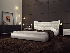 Купить кровать Гармония Palermo (Mango)