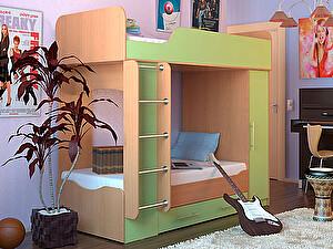 Купить кровать Гармония двухъярусная Карлсон Дуэт-2 14.714 80х200