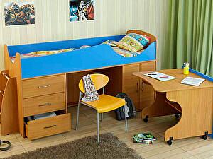 Купить кровать Гармония чердак Карлсон Мини-4 15.7.004 70х186