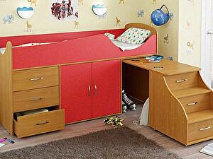 Купить кровать Гармония чердак Карлсон Мини-10 15.7.010 70х186