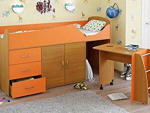 Купить кровать Гармония чердак Карлсон Мини-5 15.7.005 70х186