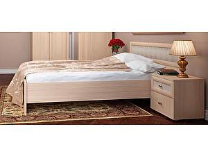 Купить кровать Глазов-мебель Милана 1 с основанием (160)