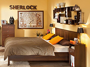 Купить кровать Глазов-мебель Sherlock