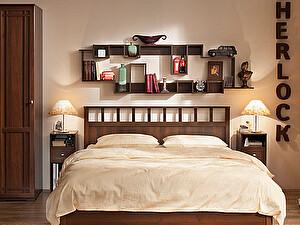 Купить кровать Глазов-мебель Sherlock Люкс