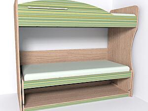 Купить кровать Глазов-мебель Калейдоскоп 2, трансформер