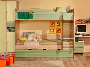 Купить кровать Глазов-мебель Калейдоскоп 6 двухъярусная