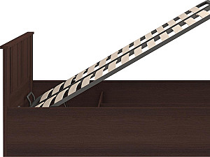 Купить кровать Ижмебель Скандинавия с подъемным механизмом, арт. 2 (160)