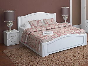 Купить кровать Ижмебель Виктория, арт.05 (160)