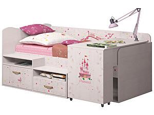 Купить кровать Ижмебель Принцесса универсальный 12