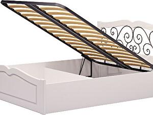 Купить кровать Ижмебель Лукреция (160) с  подъемным механизмом, мод.5