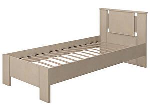 Купить кровать Ижмебель Скандинавия Люкс (90) с латами, мод.10