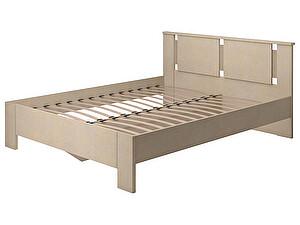 Купить кровать Ижмебель Скандинавия Люкс 160, мод.2