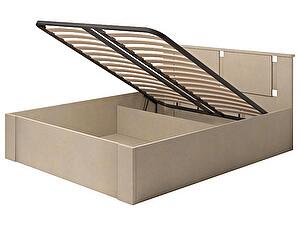 Купить кровать Ижмебель Скандинавия Люкс 160 с подъемным механизмом, мод.2