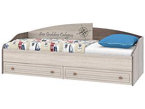 Купить кровать Интеди Калипсо, ИД.01.250 (80)