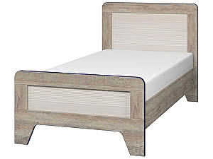 Купить кровать Интеди Тайм с настилом, ИД 01.264 (90)