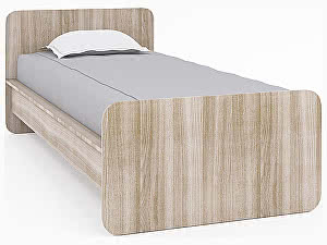 Кровать Кентавр 2000 Раут-1 (80) с поддоном №21