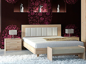 Купить кровать Корвет МК 44, 70 (160)