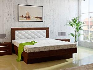 Купить кровать Корвет МК 44, 28.1М с подъемным механизмом дуб (160)