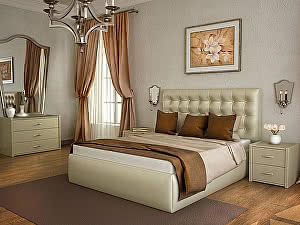 Купить кровать Lonax Аврора 160х190