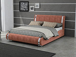 Купить кровать Орма - Мебель Corso-8 (цвета люкс и ткань)