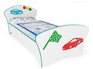 Купить кровать Орма - Мебель Соната Kids для мальчиков 80х195