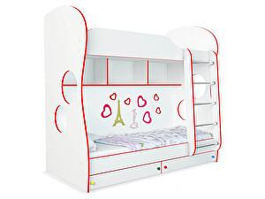 Купить кровать Орма - Мебель Соната Kids двухъярусная
