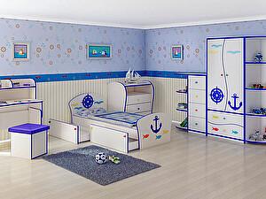 Купить кровать Орма - Мебель Соната Kids Плюс для мальчиков 80х195
