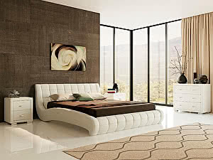 Купить кровать Орма - Мебель Nuvola 1