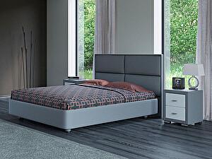 Купить кровать Орма - Мебель Rocky 2 цвета люкс и ткань