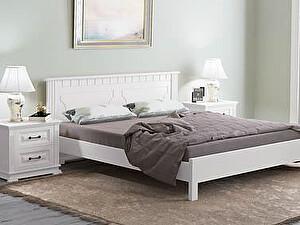 Купить кровать Орма - Мебель Milena-тахта сосна (белый, слоновая кость)