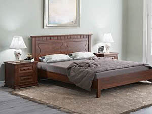 Купить кровать Орма - Мебель Milena-М-тахта сосна